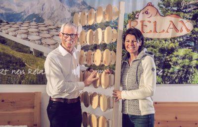Gerlinde Kaltenbrunner bei Günter Steffner